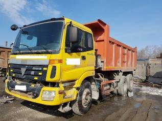 Foton. Самосвал Фотон, 25 тонн, 2008г, 1 800 куб. см., 25 000 кг.
