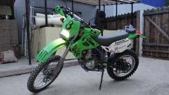 Kawasaki KLX. 250 куб. см., исправен, птс, с пробегом