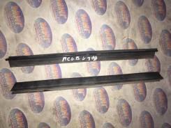 Накладка на дверь багажника. Lexus RX300, MCU15, MCU10 Toyota Harrier, MCU10, ACU15, MCU15W, MCU15, ACU10W, ACU15W, ACU10, MCU10W