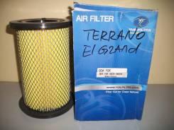 Фильтр воздушный. Nissan Pathfinder Nissan Elgrand Nissan Terrano II, R20
