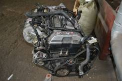 Двигатель в сборе. Mazda: Eunos 500, Premacy, 323, Familia S-Wagon, Familia, Capella Двигатель FPDE