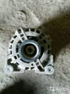 Генератор. Renault Logan Лада Ларгус Двигатели: K7J, K7J710, K7M, K7M710