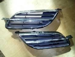 Решетка радиатора. Nissan Tino
