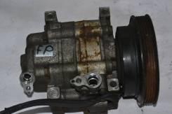 Компрессор кондиционера. Mazda: Eunos 500, Capella, Familia S-Wagon, Premacy, 323, Familia, Mazda2 Двигатель FPDE