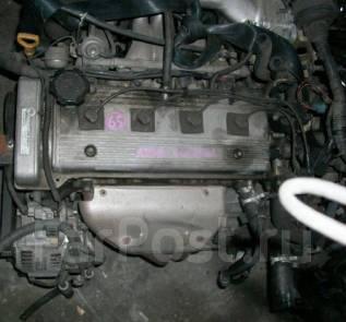 Двигатель в сборе. Toyota Caldina, AT191, AT191G, AT211, AT211G, AZT241, AZT241W, AZT246, AZT246W, CT190, CT190G, CT196, CT196V, CT197, CT197V, CT198...