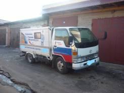 Toyota Dyna. Продам грузовик Тоёта дюна, 3 500 куб. см., 2 000 кг.