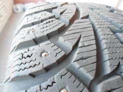 Hankook Winter i*Pike W409. Зимние, шипованные, 2012 год, износ: 10%, 4 шт