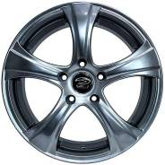 Sakura Wheels 504. 7.5x17, 5x120.00, ET20, ЦО 73,1мм.