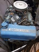 Nissan Marine. 4х тактный, бензин