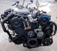 Двигатель в сборе. Mazda MX-6 Двигатель KLZE