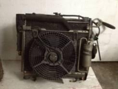 Радиатор охлаждения двигателя. Suzuki Jimny Wide, JB33W, JB43W Двигатели: G13B, M13A