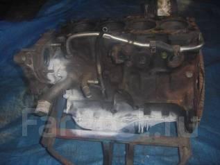 Блок цилиндров. Toyota Caldina Двигатель 2C
