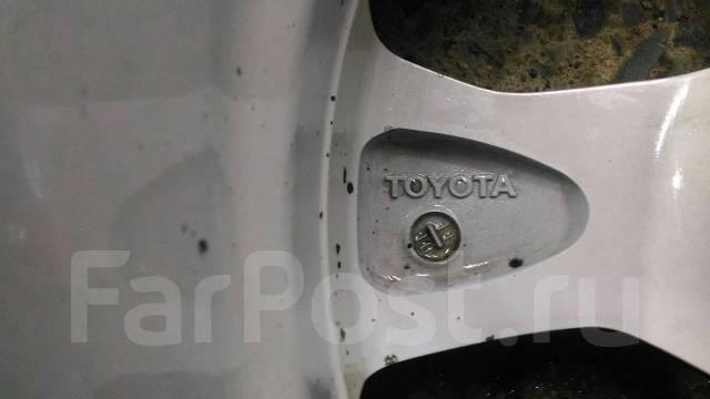 Диски Тойота оригинал+ Резина Бриджстоун. 6.5x16