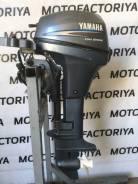 Yamaha. 8,00л.с., 4-тактный, бензиновый, нога L (508 мм), Год: 2005 год