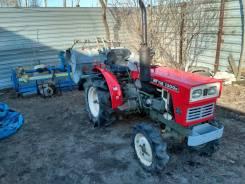 Yanmar YM1300D. Мини -трактор Yanmar YM 1300 D. 4WD. С фрезой, 700 куб. см.