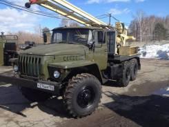 Pride УРБ 2А2. Буровая установка УРБ-2А2 на базе Урал-4320, 10 000 куб. см., 7 000 кг.