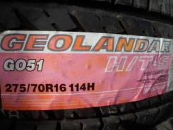 Yokohama Geolandar H/T-S G051, 275/70R16