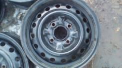 Nissan. 6.0x14, 4x114.30, ЦО 64,0мм.