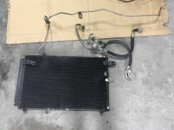 Радиатор кондиционера. Toyota Verossa, JZX110 Двигатель 1JZFSE