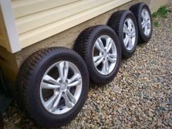 Зимние колёса Hyundai Santa Fe и ix35. 6.5x17 ET48