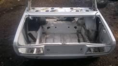 Задняя часть автомобиля. Лада 2107