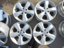 Honda. 6.5x16, 5x114.30, ET50, ЦО 64,1мм.