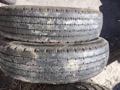 Bridgestone R202. Летние, износ: 60%, 2 шт