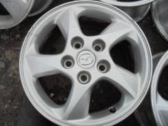 Mazda. 6.0x15, 5x114.30, ET50, ЦО 67,1мм.