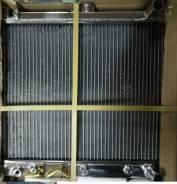 Радиатор охлаждения двигателя. Suzuki Jimny, JB23W, JB33W, JB43W Suzuki Jimny Wide, JB33W, JB43W Двигатели: M13A, G13B. Под заказ