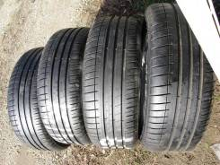 Michelin Pilot Sport 3. Летние, 2011 год, износ: 10%, 4 шт