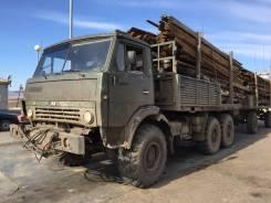 Камаз 4310. лесовоз, 8 000 куб. см., 20 000 кг.