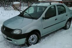 Renault Logan. механика, передний, 1.6 (87 л.с.), бензин, 180 000 тыс. км
