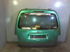 Крышка (дверь) багажника Citroen Berlingo 1997-2002