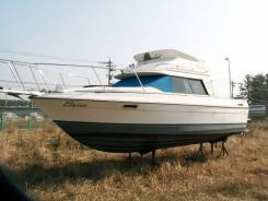 Bayliner. Год: 1994 год, длина 8,00м., двигатель стационарный, 300,00л.с., бензин. Под заказ
