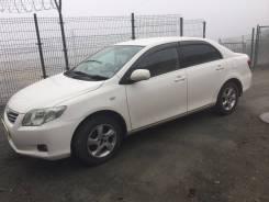 Toyota Corolla Axio. вариатор, 4wd, 1.5 (105 л.с.), бензин, 137 600 тыс. км