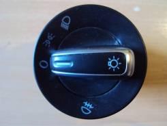 Блок управления светом Volkswagen Polo (2013г., Sed RUS)