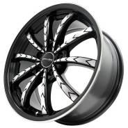 Sakura Wheels 9515L. 7.5x17, 5x114.30, ET35, ЦО 73,1мм.