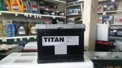 Titan. 60 А.ч., левое крепление, производство Россия