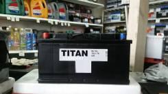 Titan. 90 А.ч., правое крепление, производство Россия