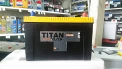 Titan. 95 А.ч., левое крепление, производство Россия