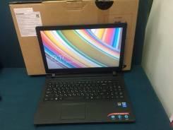 """Lenovo IdeaPad 100. 15.6"""", 2,1ГГц, ОЗУ 2048 Мб, диск 500 Гб, WiFi, Bluetooth, аккумулятор на 3 ч."""