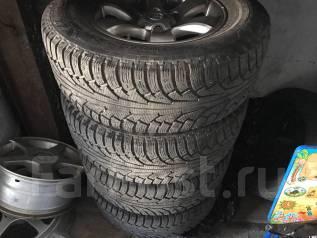 Продам колеса Prado 120 с резиной 265/65/17 Nokian. x17
