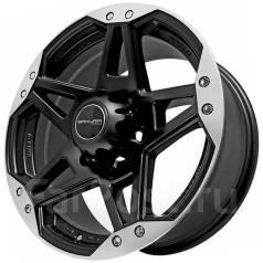 Sakura Wheels R5310. 8.0x17, 6x139.70, ET15, ЦО 110,5мм.