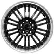 Sakura Wheels R820. 7.5x17, 5x114.30, ET38, ЦО 73,1мм.