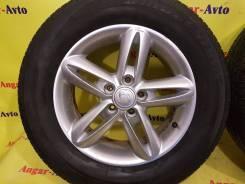 Комплект колес для SsangYong Actyon R16 Bridgestone Dueler H/P Sport. 6.5x16 5x112.00 ET39.5 ЦО 66,1мм.