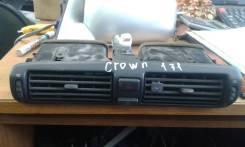 Патрубок воздухозаборника. Toyota Crown, JZS171 Двигатель 1JZFSE