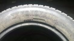 Yokohama Ice Guard. Зимние, без шипов, 2008 год, износ: 50%, 2 шт