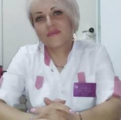 Ассистент косметолога. Средне-специальное образование, опыт работы 14 лет