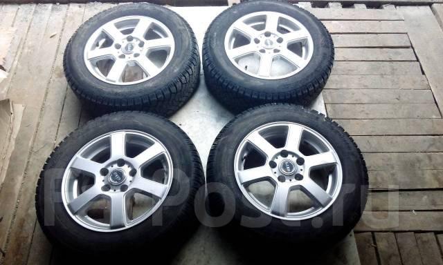 Bridgestone. 6.0x15, 5x114.30, ET48, ЦО 72,0мм.