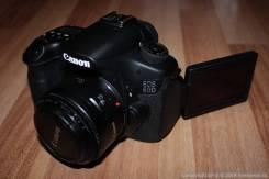 Canon EOS 60D. зум: без зума